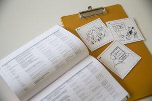 diagnosis, charts, psychology